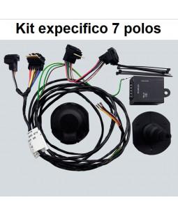 Kit Especifico 7 polos para...