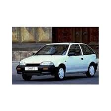 Enganches  SUZUKI Swift 4 puertas (1991 - 09/1996)