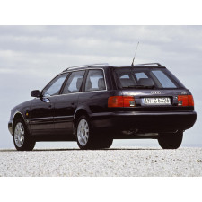 Enganches AUDI A6 Break 1990 -  12/1997