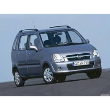 Enganches  OPEL Agila (04/2000 - 08/2002)
