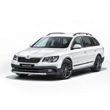 Enganches  SKODA Superb III Sedan y Break (08/2014 - )