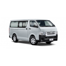 Enganches  TOYOTA HiAce