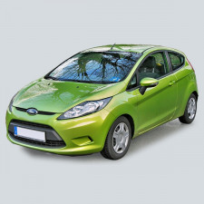 Enganches  FORD Fiesta