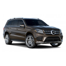 Enganches  MERCEDES GLS