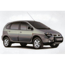 Enganches  RENAULT Scenic RX4