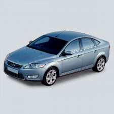 Enganches  FORD Mondeo Sedan