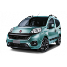 Enganches  FIAT Qubo Trekking