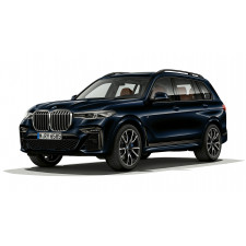 Enganches  BMW X7