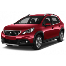 Enganches  PEUGEOT 2008