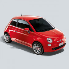 Enganches  FIAT 500