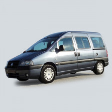 Enganches  FIAT Scudo