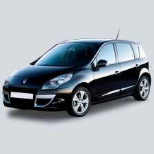 Enganches  RENAULT Scenic