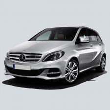 Enganches  MERCEDES Classe B