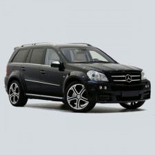 Enganches  MERCEDES Classe GL