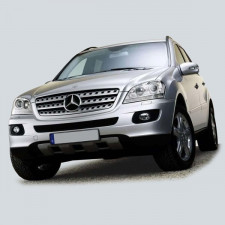 Enganches  MERCEDES ML