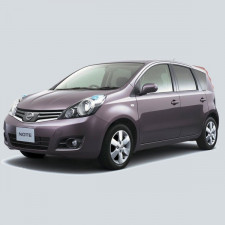 Enganches  NISSAN Note