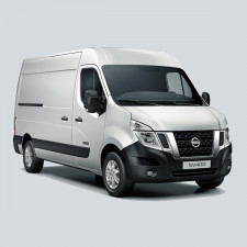 Enganches  NISSAN NV400