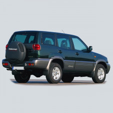 Enganches  NISSAN Terrano