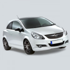 Enganches  OPEL Corsa