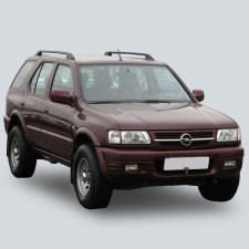 Enganches  OPEL Frontera
