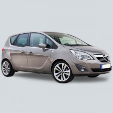 Enganches  OPEL Meriva