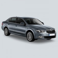 Enganches  SKODA Superb