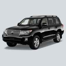 Enganches  TOYOTA Land Cruiser