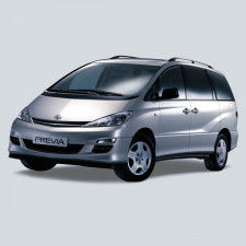 Enganches  TOYOTA Previa
