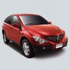 Enganches  SSANGYONG Actyon