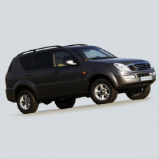 Enganches  SSANGYONG Rexton
