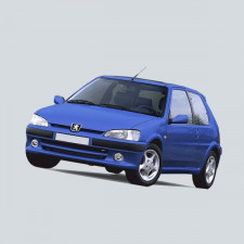 Enganches  PEUGEOT 106