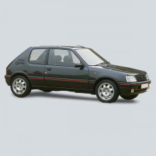 Enganches  PEUGEOT 205
