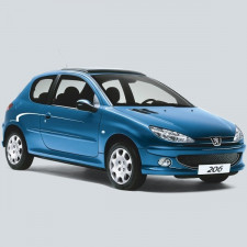 Enganches  PEUGEOT 206