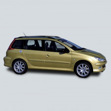Enganches  PEUGEOT 206 sw