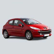 Enganches  PEUGEOT 207