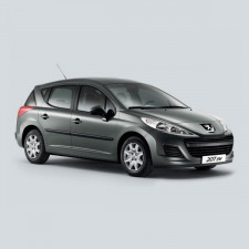 Enganches  PEUGEOT 207 sw