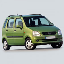 Enganches  OPEL Agila (09/2002 - 12/2007)