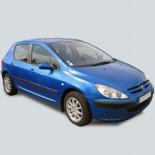 Enganches  PEUGEOT 307