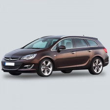 Enganches  OPEL Astra J - break