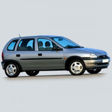 Enganches  OPEL Corsa B (03/1993 - 08/2000)
