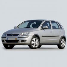 Enganches  OPEL Corsa C (09/2000 - 07/2006)