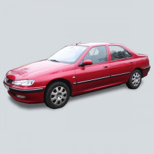Enganches  PEUGEOT 406
