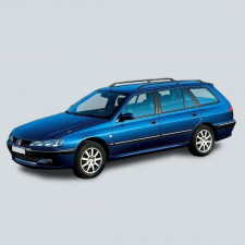 Enganches  PEUGEOT 406 sw