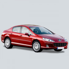 Enganches  PEUGEOT 407