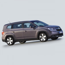 Enganches  CHEVROLET Orlando