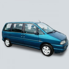 Enganches  PEUGEOT 806