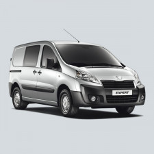 Enganches  PEUGEOT Expert