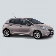 Enganches  PEUGEOT 208