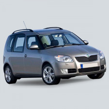 Enganches  SKODA Roomster (03/2006 - 03/2010)
