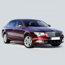Enganches  SKODA Superb II (07/2008 - 09/2015)